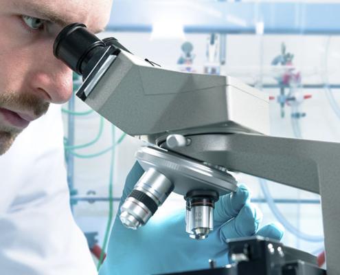Test citologico su tre campioni di urine