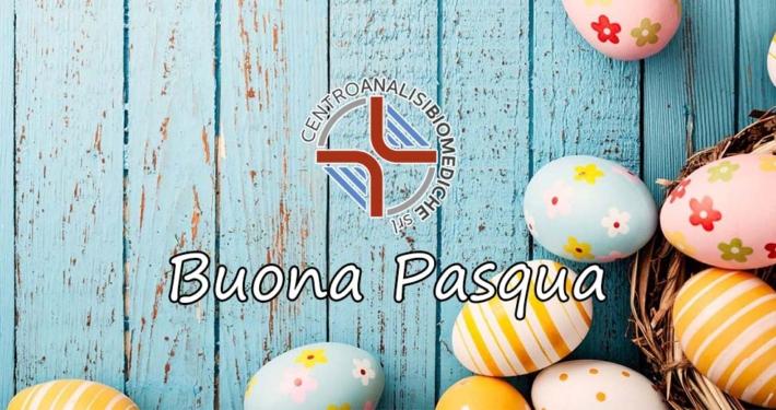 Buona Pasqua dal Centro Analisi Biomediche Taormina